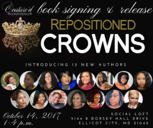 Repositioned Crowns: Book Launch